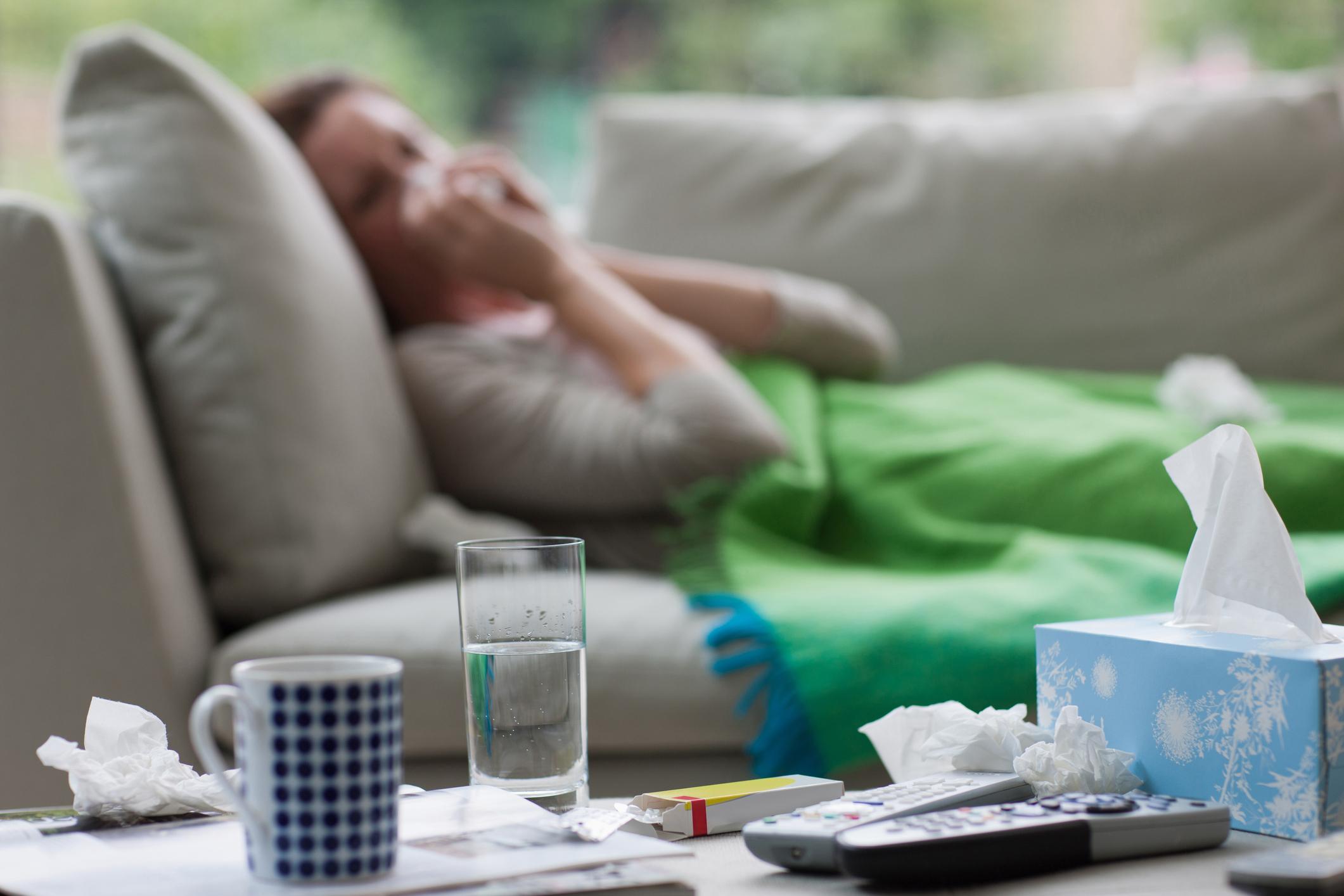 Numărul infecțiilor gripale este la jumătatea față de perioada precedentă a anului trecut