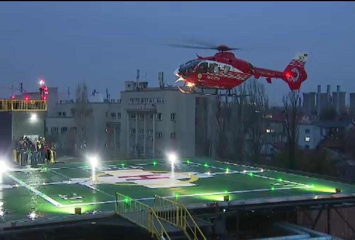 SMURD a primit trei noi elicoptere. Sunt adaptate salvărilor montane