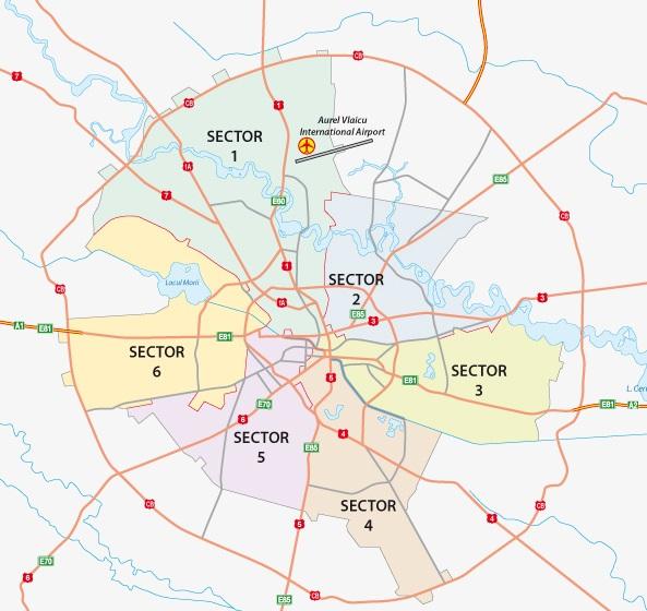 Rezultate parţiale alegeri locale 2020 Bucureşti. Cine sunt noii primari în Sectoarele Capitalei