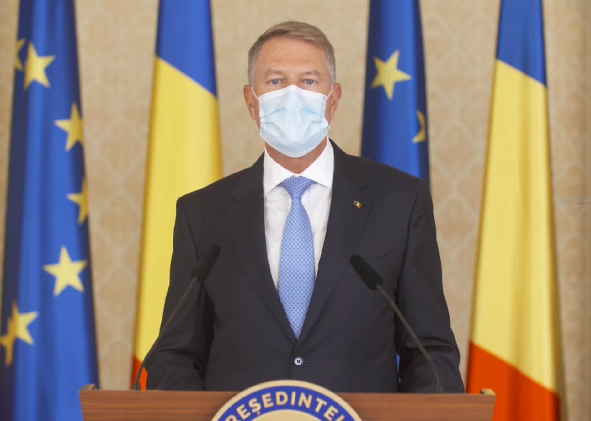 Iohannis: Stoparea pandemiei de COVID-19 depinde şi de modul de răspuns al oraşelor