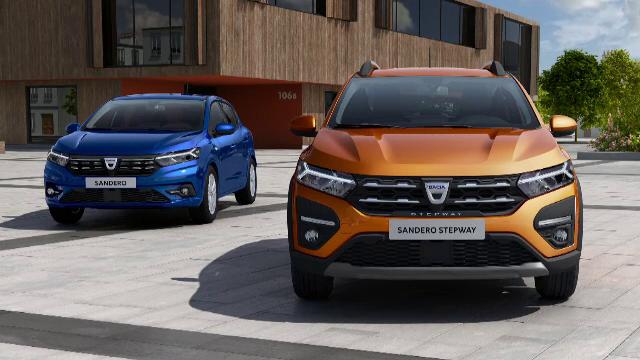 Preţurile noilor modele Dacia. Logan de la 8.400 de euro, Sandero de la 8.600 de euro