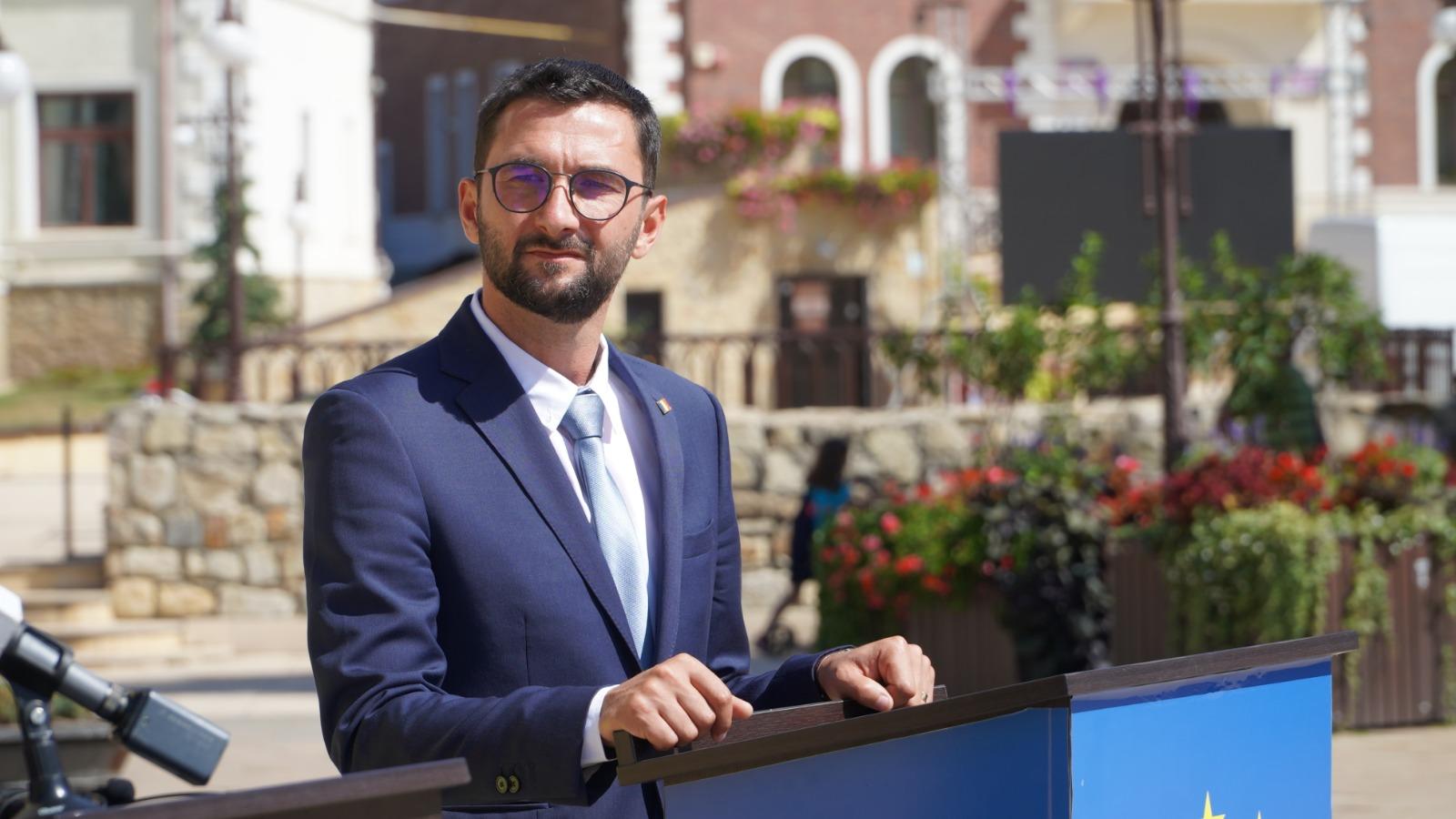 Rezultate finale alegeri locale 2020 Primăria Piatra-Neamț. Liberalul Andrei Carabelea este noul primar. Ce spune acesta