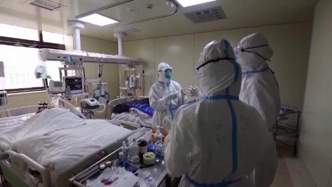 Câte locuri sunt de fapt la ATI pentru pacienții cu Covid-19. Avertismentul ministrului Nelu Tătaru