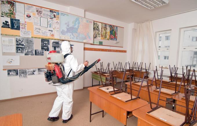 Stare de alertă. Toate școlile dintr-un mare oraș din România au intrat în scenariul roșu