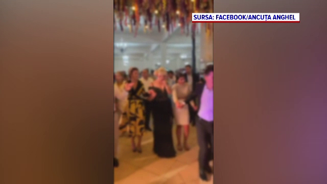 Anchetă în cazul nunții cu 1.700 de participanții. Polițiștii au cerut toate înregistrările video și vor face audieri