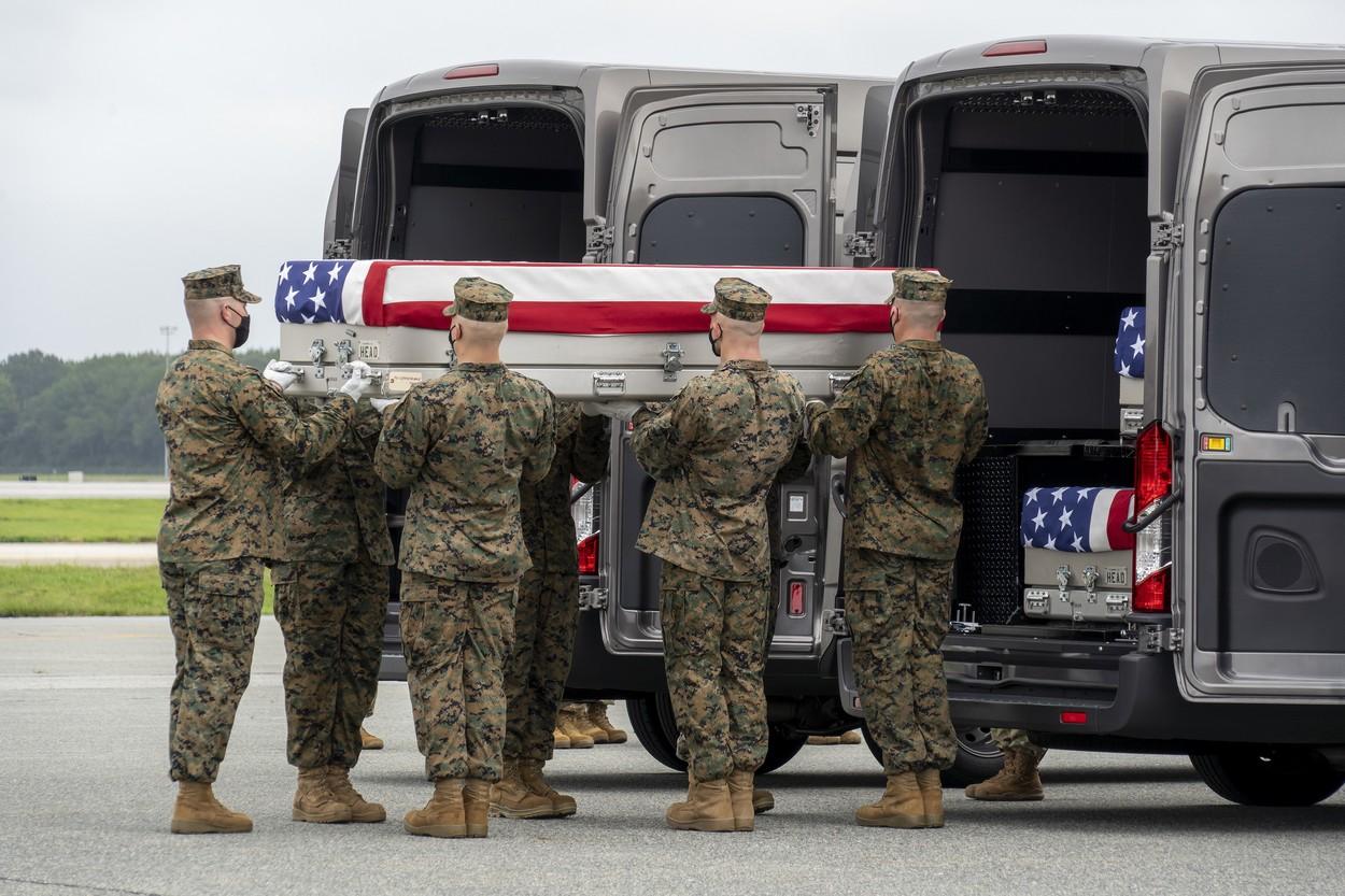 """Mama unui soldat american mort în atacul ISIS-K, mesaj sfâșietor pentru președintele SUA: """"Biden și-a dat ochii peste cap"""""""