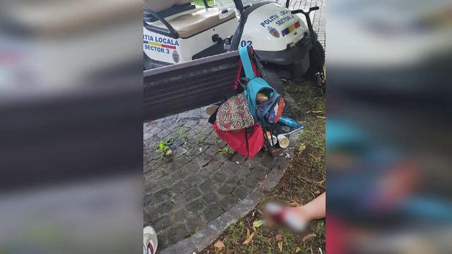 Polițistul care a lovit două femei cu mașina în Parcul IOR din Capitală, vizat de o anchetă internă a Primăriei Sectorului 3