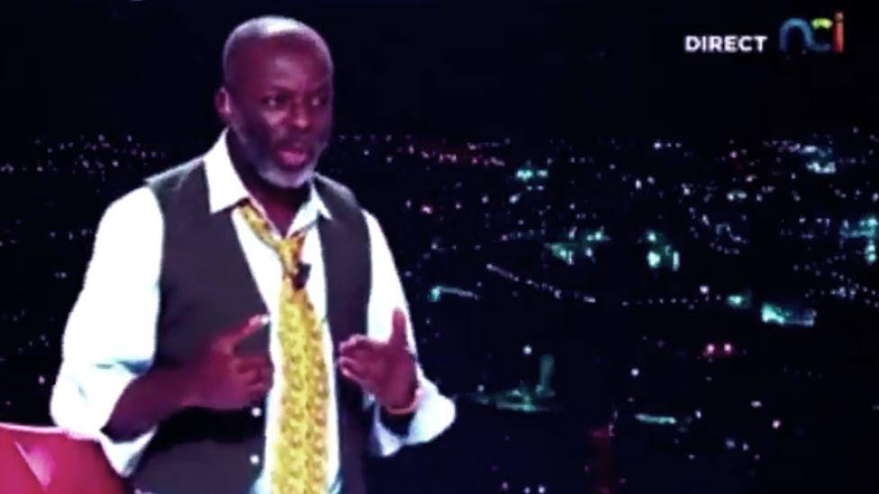 Un prezentator TV din Coasta de Fildeș a fost condamnat la închisoare după ce a invitat în emisiune un violator