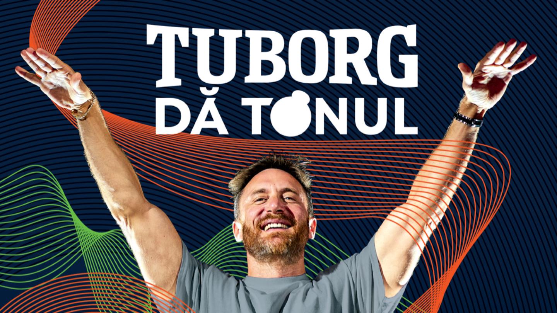 Tuborg lansează Campania Muzica Unește alături de David Guetta