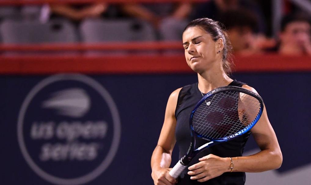 Sorana Cîrstea a fost eliminată de la US Open. Bianca Andreescu merge mai departe