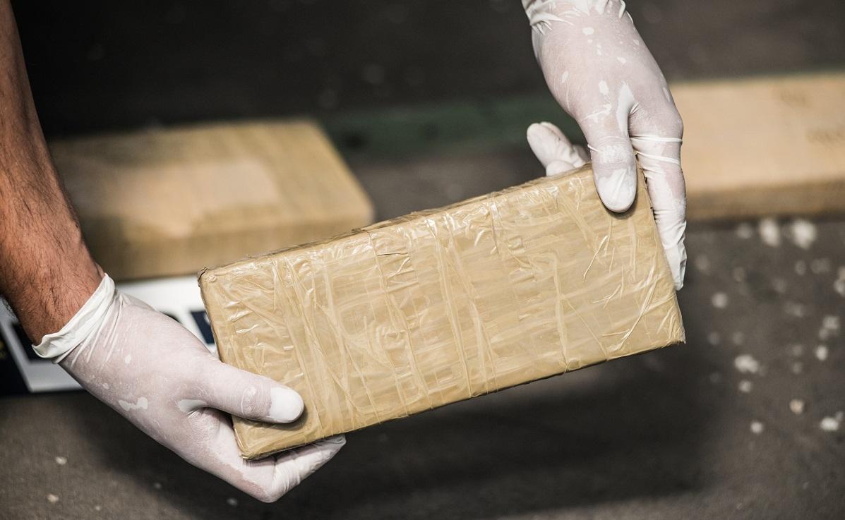 Un submarin care transporta 1,8 tone de cocaină a fost capturat lângă coasta sud-vestică a Columbiei