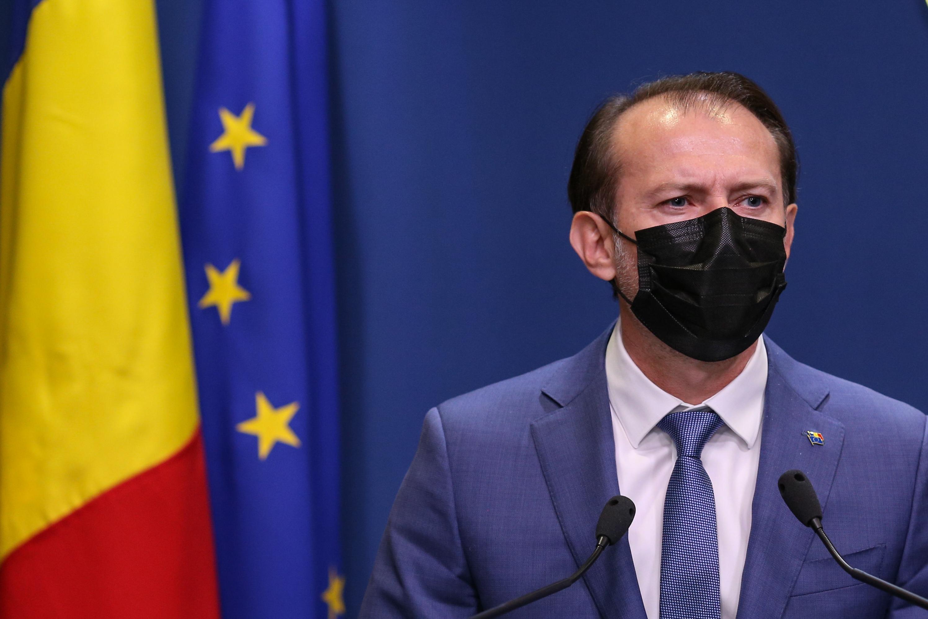 Cîțu: Miniștrii USR PLUS nu au venit la ședință, deși sunt plătiți pentru asta. A fost aprobat programul 'Anghel Saligny'