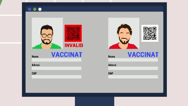 Cum au rămas fără cod QR oameni vaccinați din cauza rețelei care falsifica certificatele de vaccinare