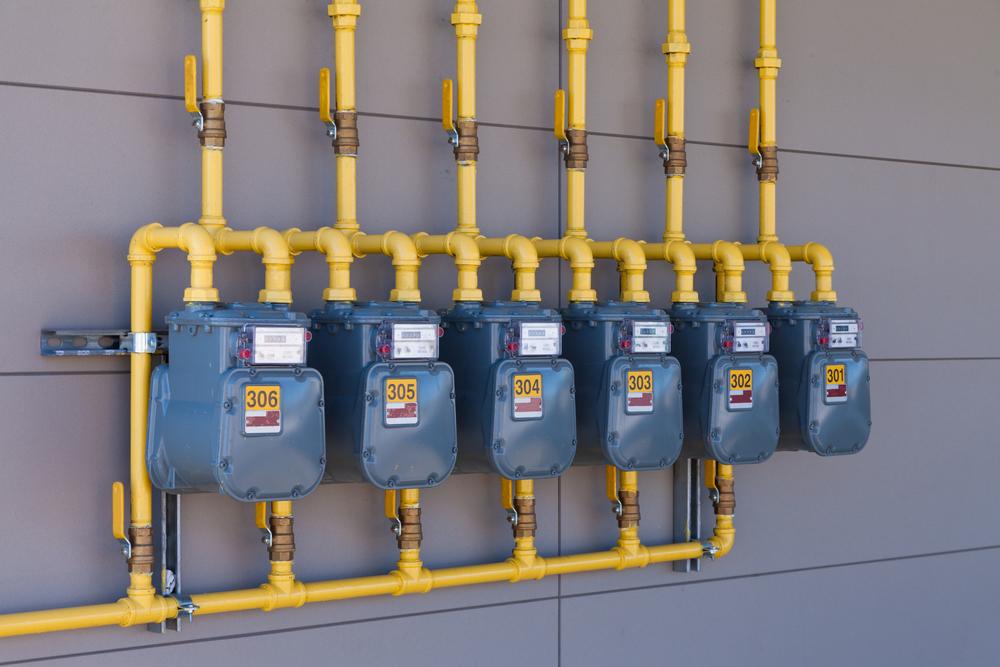 Creştere istorică a prețului gazelor naturale.