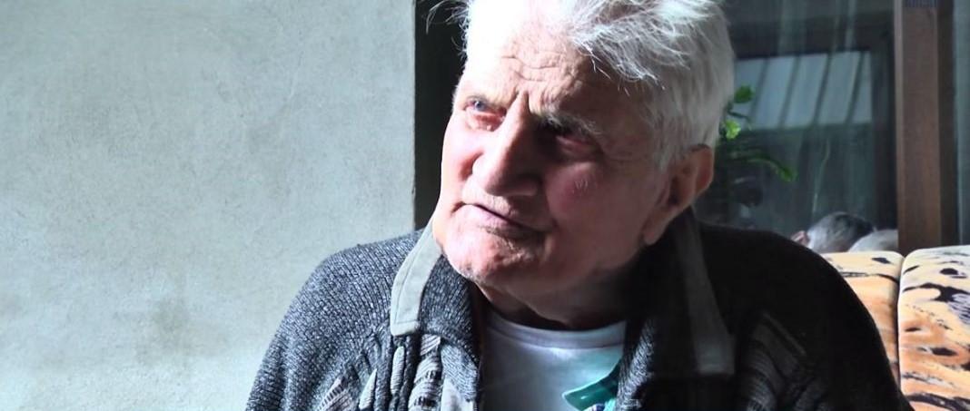 Un bătrân de 93 de ani din Bacău, dat dispărut de 30 de ani, s-a întors acasă