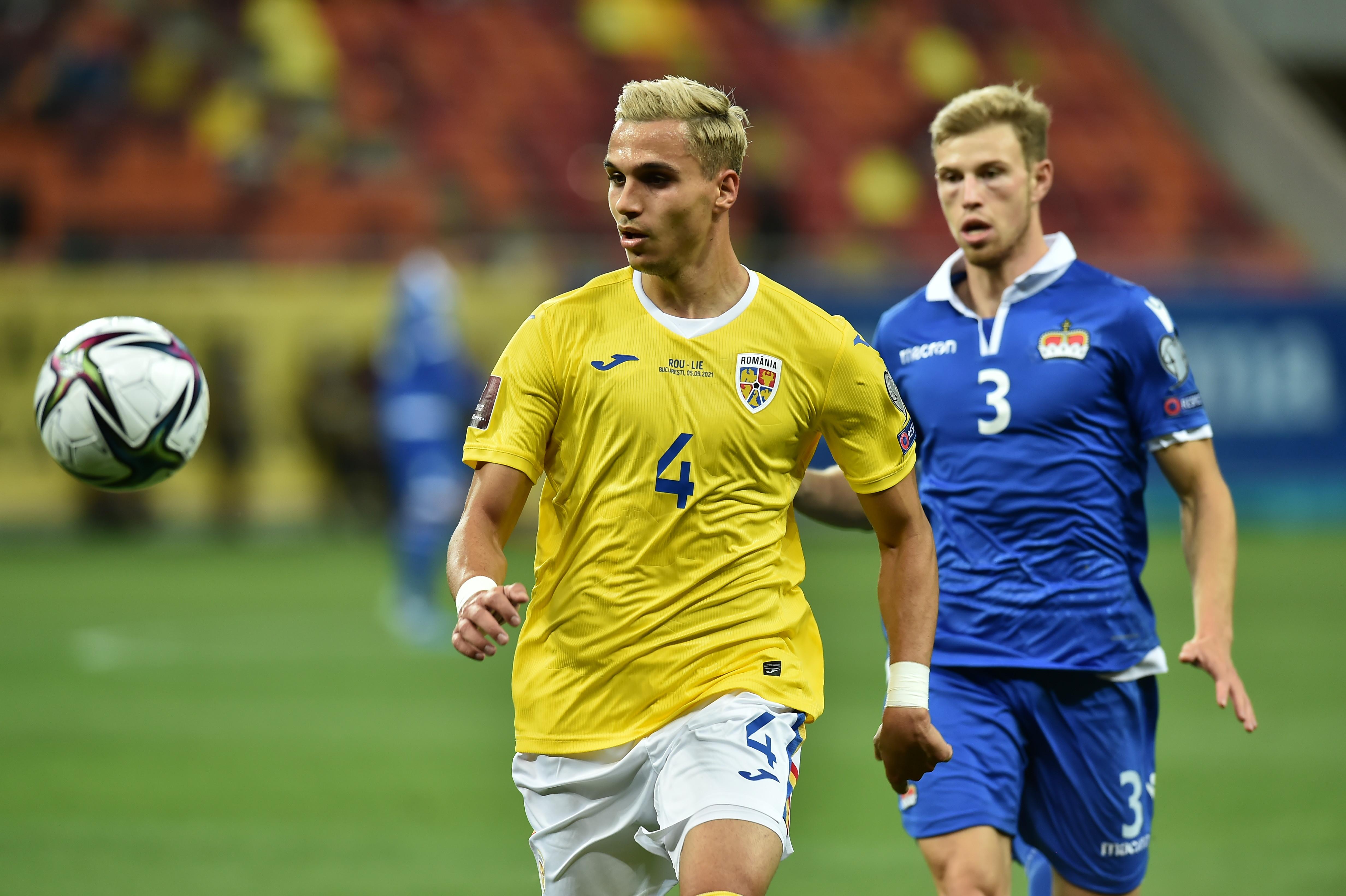 România a învins Liechtenstein cu 2-0, în preliminariile Cupei Mondiale din 2022. Am urcat pe locul trei în grupă