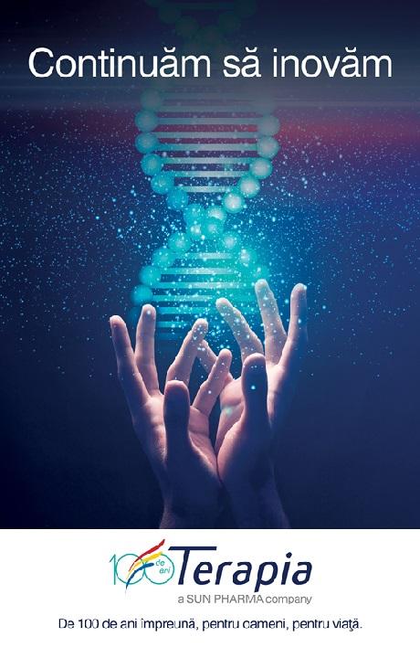 (P)Terapia sărbătorește 100 de ani de știință, cercetare și inovație în slujba oamenilor și a vieții
