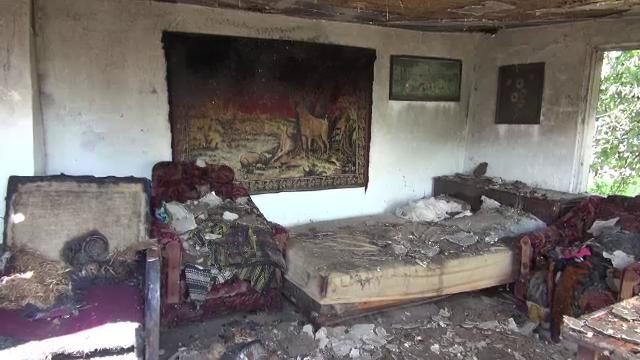 Poveste cutremurătoare în județul Prahova. Un bărbat invalid, a sfârșit ars, după ce locuința a fost cuprinsă de flăcări