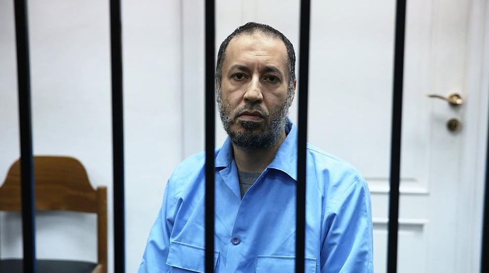 Saadi Gaddafi, unul dintre fiii fostului dictator libian Muammar Gaddafi, a fost eliberat din închisoare după 7 ani