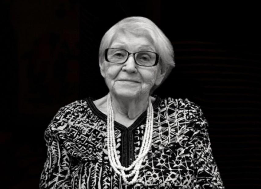 A murit Flavia Bălescu-Coposu, sora cea mare a lui Corneliu Coposu