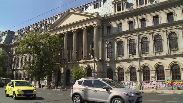 Percheziții la Universitatea București referitoare la contractele de deratizare