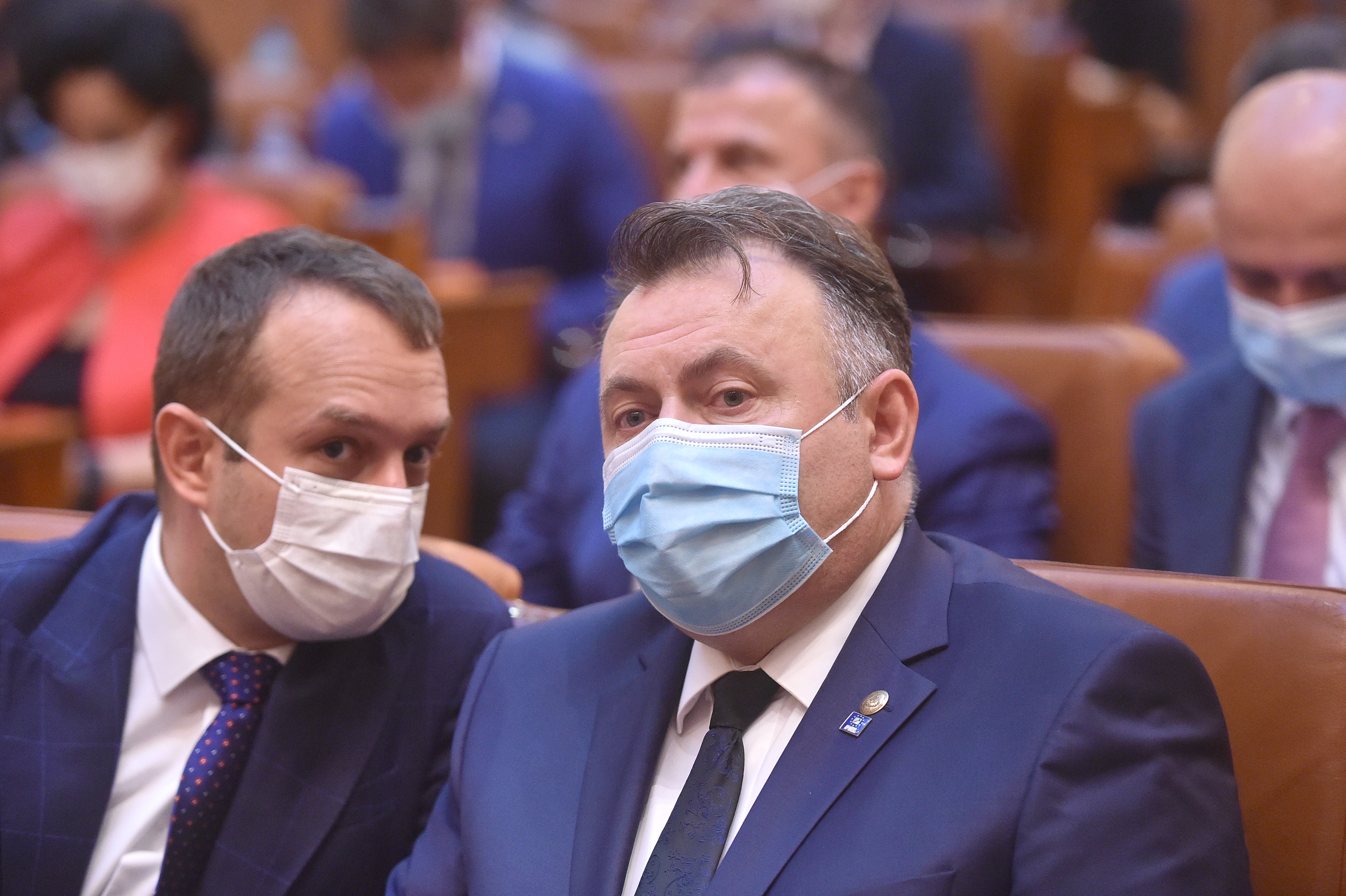 Vârful valului patru ajunge în octombrie, spune Nelu Tătaru. Cum poate face România față pandemiei
