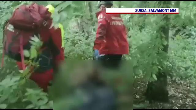 Moarte suspectă în Târgu Lăpuș. Trupul neînsuflețit al unui bărbat de 73 de ani a fost găsit într-o pădure