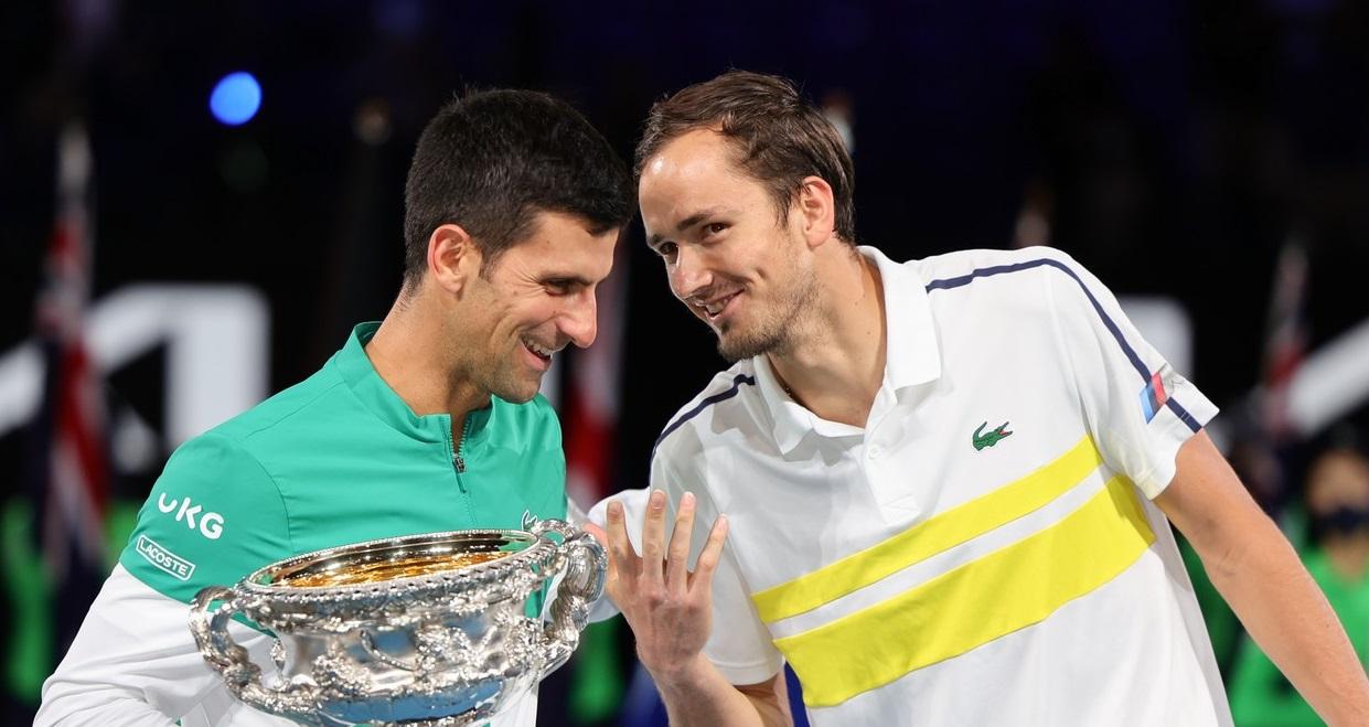 Novak Djokovic - Daniil Medvedev, finala masculină de la US Open