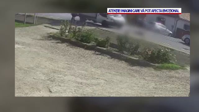 Accident înfiorător în Bistrița. O femeie de 83 de ani a fost spulberată chiar pe trecerea de pietoni