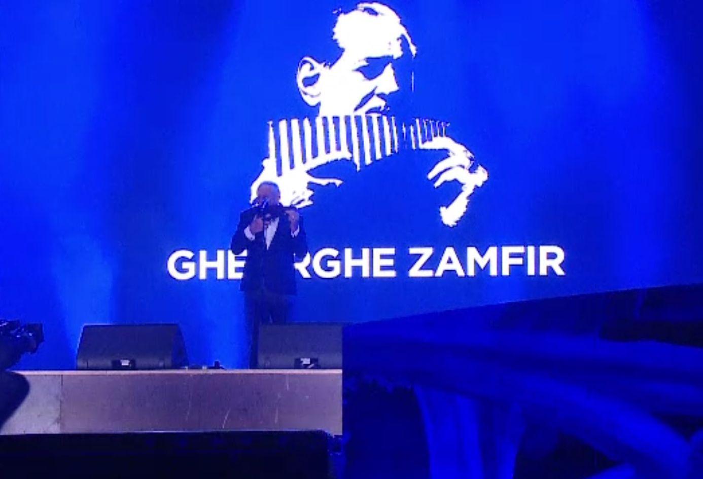 """Noapte magică la """"Untold"""", cu Gheorghe Zamfir și naiul său fermecat. Surprizele de sâmbătă seara"""