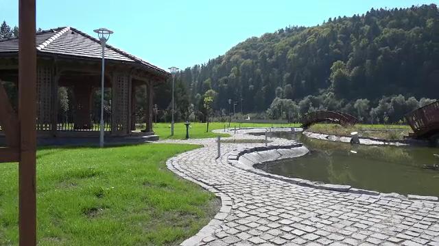 Gura Humorului adună zeci de mii de vizitatori în fiecare an. A fost în top 30 cele mai frumoase orașe mici din Europa