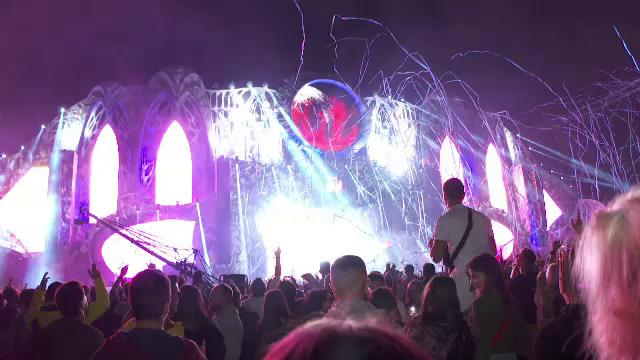 """Magia Untold a fermecat 75.000 de tineri din toată lumea: """"Iubesc acest festival, e extraordinar"""""""