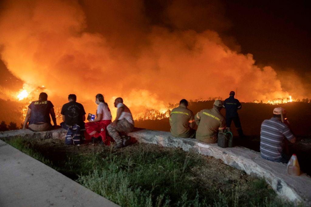Dezastrul din Grecia se poate repeta și în România. Ce spun cercetătorii români