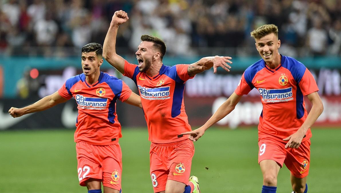 FCSB și-a umilit rivala. Echipa lui Edi Iordănescu a învins-o cu 6-0 pe Dinamo