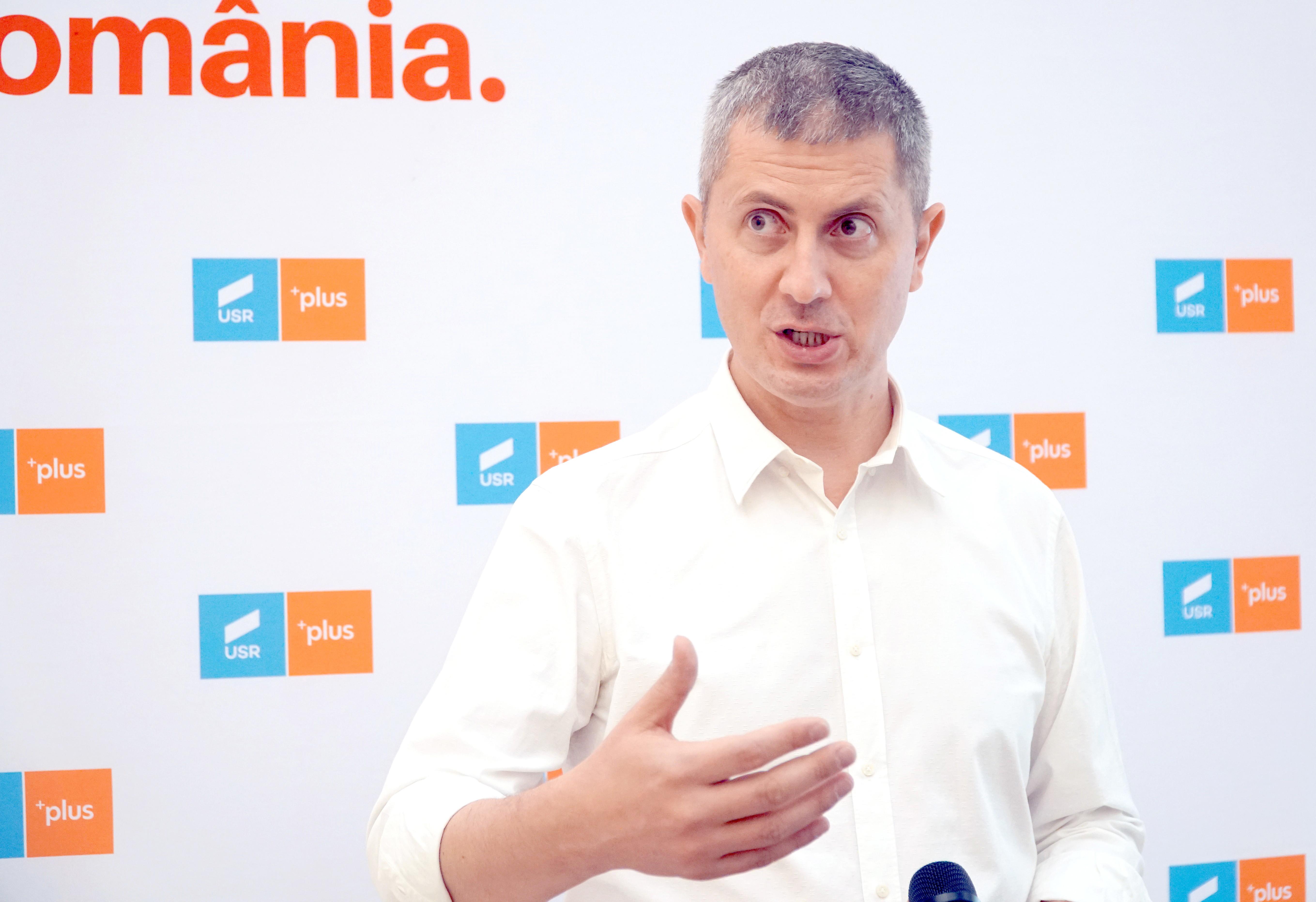 Barna: USR PLUS va fi partidul care va câştiga dreapta din România, dacă va rămâne în opoziţie