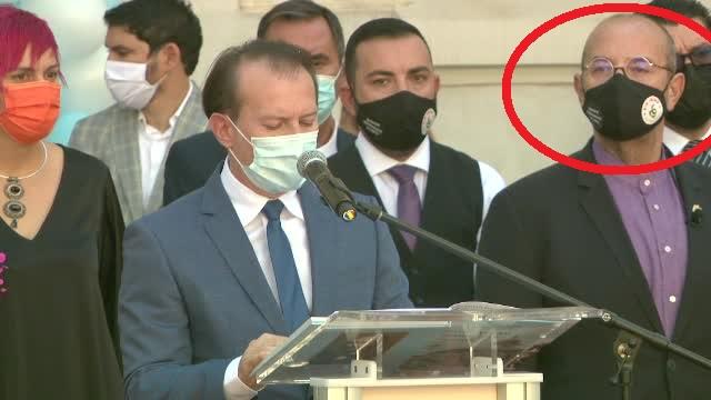 Ce a declarat premierul Florin Cîțu după ce a apărut alături de Cristian Piedone, la ceremonia de deschidere a anului școlar
