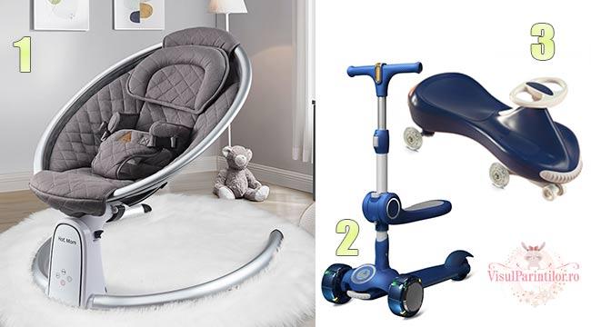 (P) 3 accesorii ce le fac copiilor ziua mai frumoasă și părinților mai ușoară