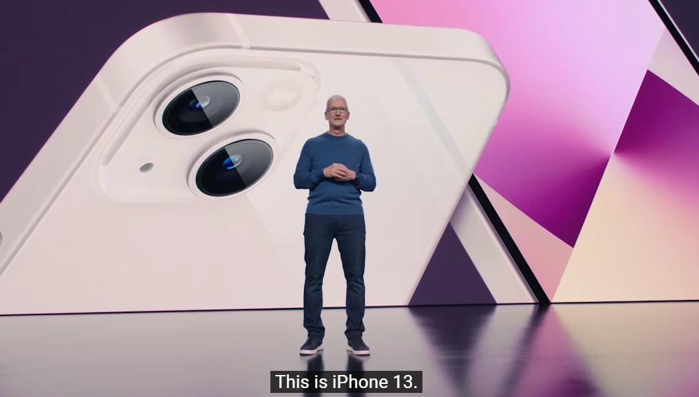 Apple lansează iPhone 13. Varianta PRO va avea 1TB. Prețuri și imagini cu noile modele