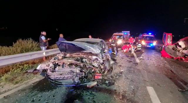 VIDEO. O mamă și fiul ei au murit într-un grav accident petrecut în județul Constanța