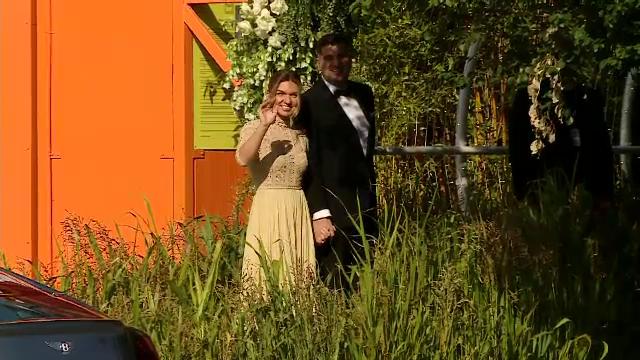 Simona Halep s-a căsătorit cu Toni Iuruc. Petrecerea are loc într-un local exclusivist din Mamaia