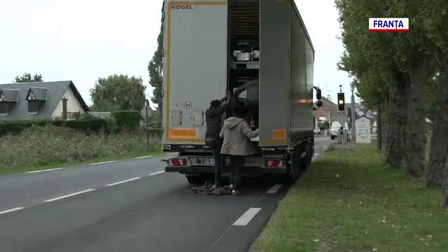 Câți bani cer contrabandiștii care promit refugiaților trecerea în Marea Britanie. Cazul unui român condamnat la închisoare