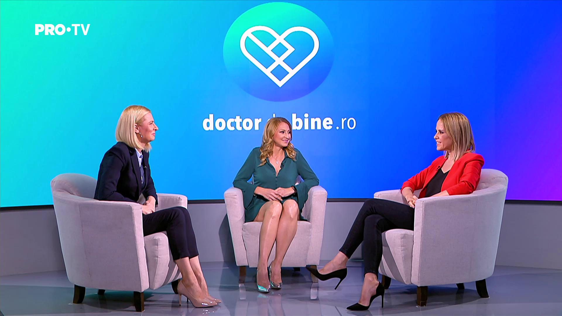 """Din 19 septembrie, emisiunea """"Doctor de bine"""" va fi difuzată în fiecare duminică, de la ora 10, la PRO TV"""