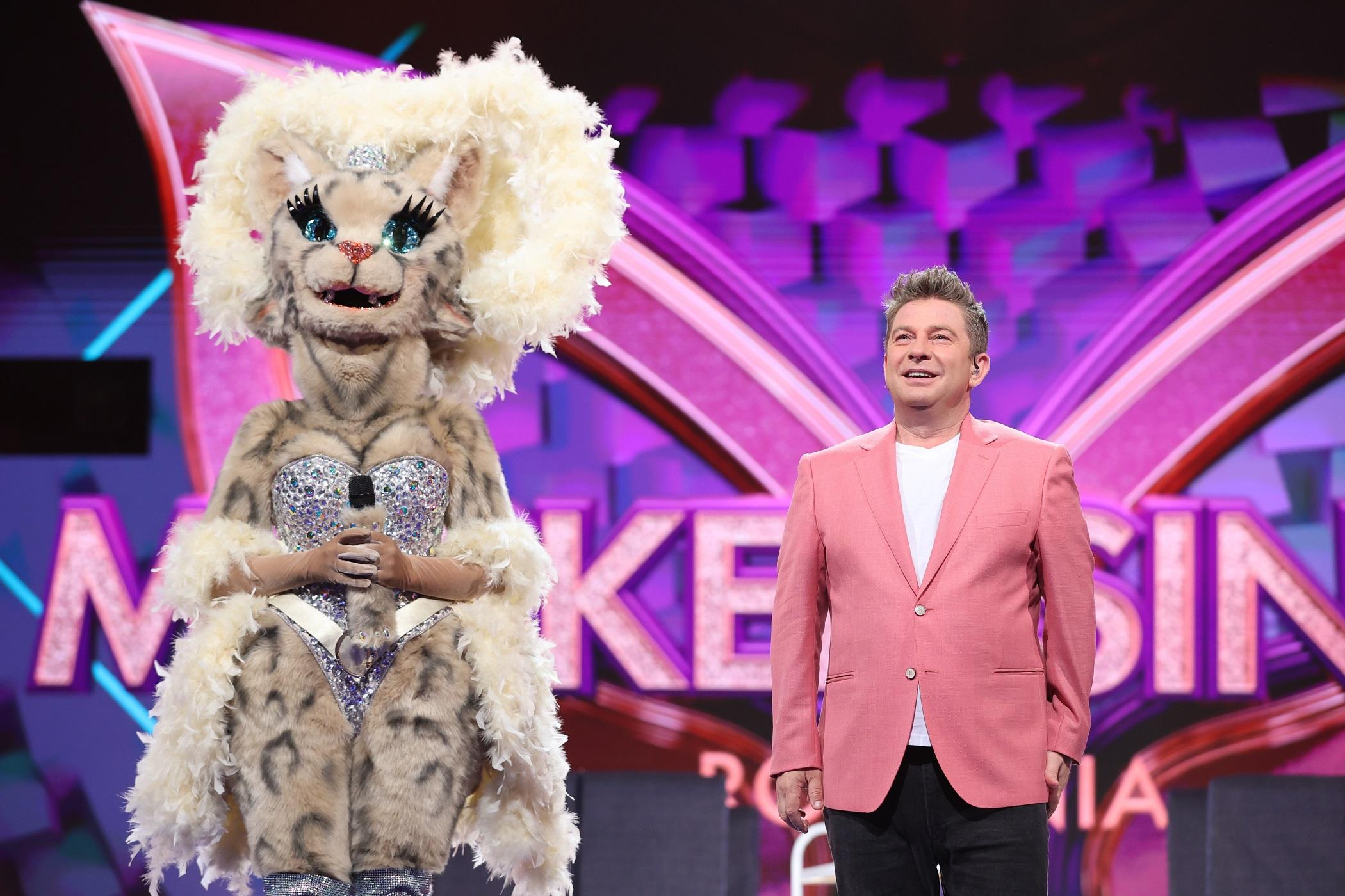 Opt măști noi vor urca joi seară pe scena Masked Singer România. Surprizele de care vor avea parte jurații