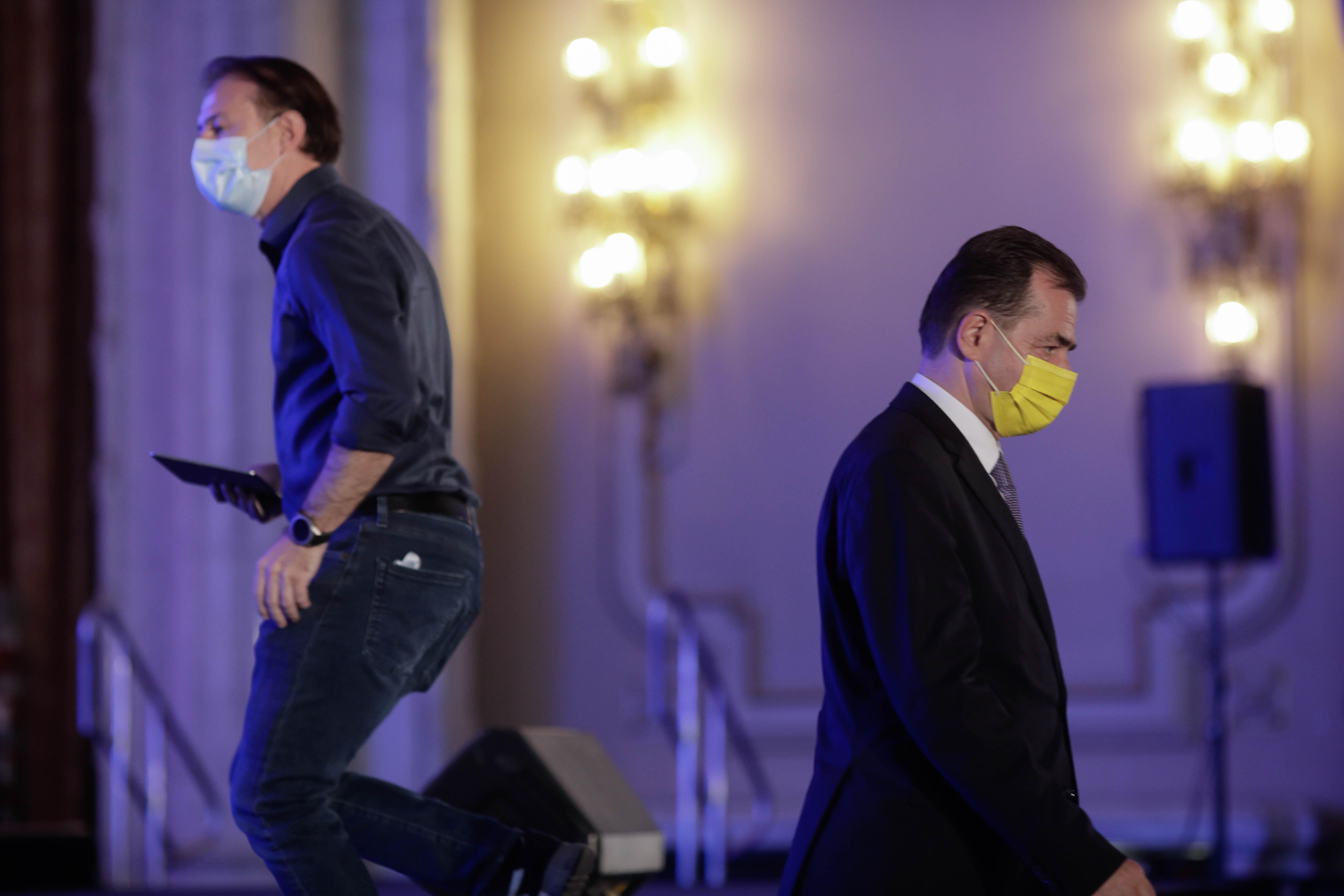 Congresul PNL intră în linie dreaptă. Ludovic Orban acuză posibile fraude în ziua decisivă