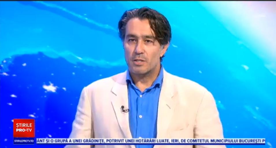 """Interviu cu Serge, fiul marelui dirijor Sergiu Celibidache, despre pelicula """"Cravata galbenă"""": """"Reprezintă dorul de țară"""""""