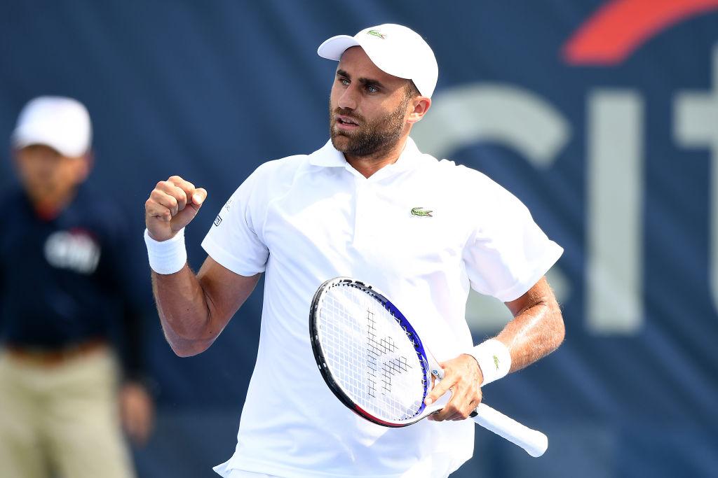 Victorie pentru România în Cupa Davis. Marius Copil este cel care a reușit să câștige 3 puncte decisive