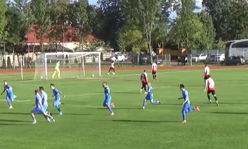Un român a înscris cel mai mai rapid gol din istorie. VIDEO