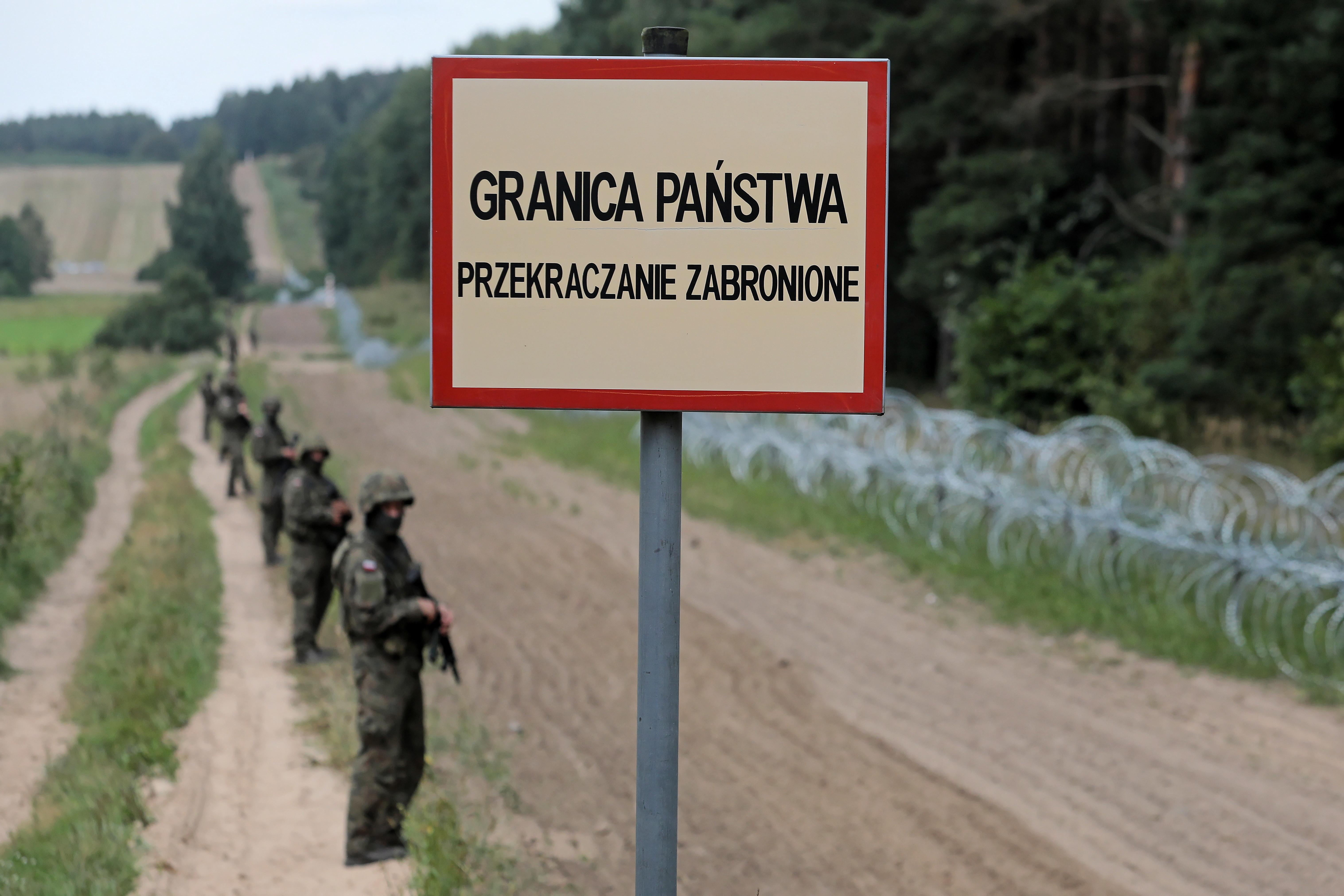 Polonia acuză Belarusul de
