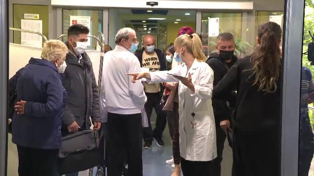 Situație dramatică în România. Locurile la ATI s-au epuizat, iar lipsa de medici se resimte