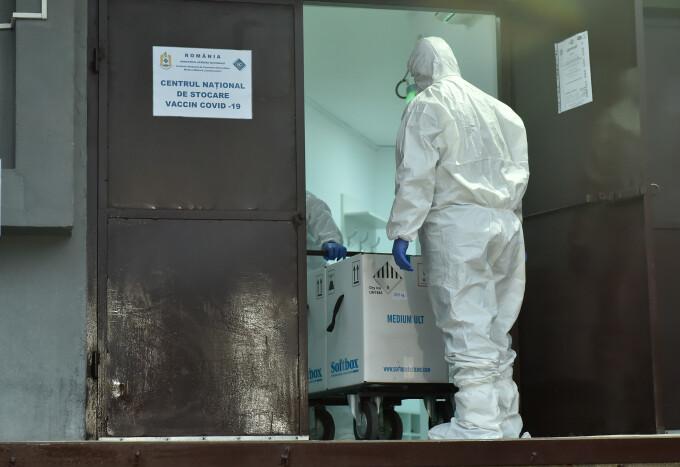 """DNA anchetează """"in rem"""" achizițiile de vaccinuri anti-Covid"""